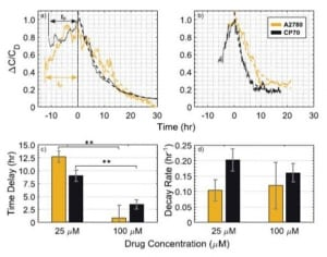 High Resolution Monitoring of Chemotherapeutic Agent Potency
